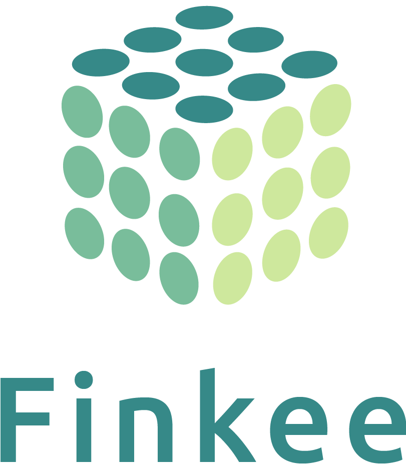 Finkee - Главная страница приложения для учета личных финансов